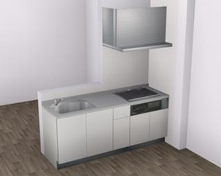 2LDK仕様-システムキッチン